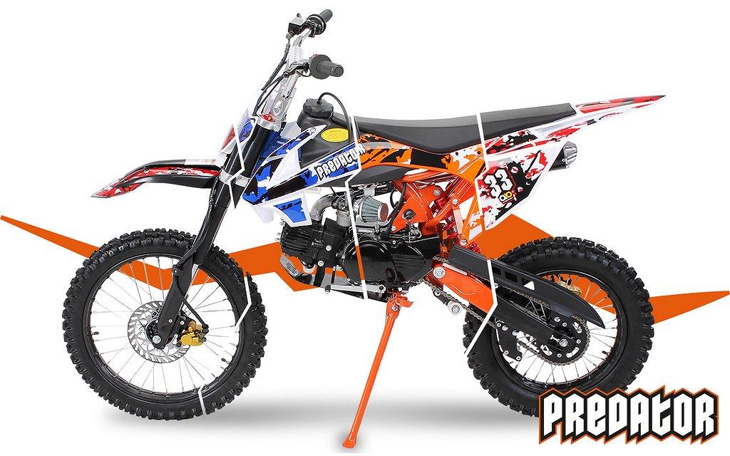 Dirtbike Tuff Cross / Dirtbike Predator 125cc