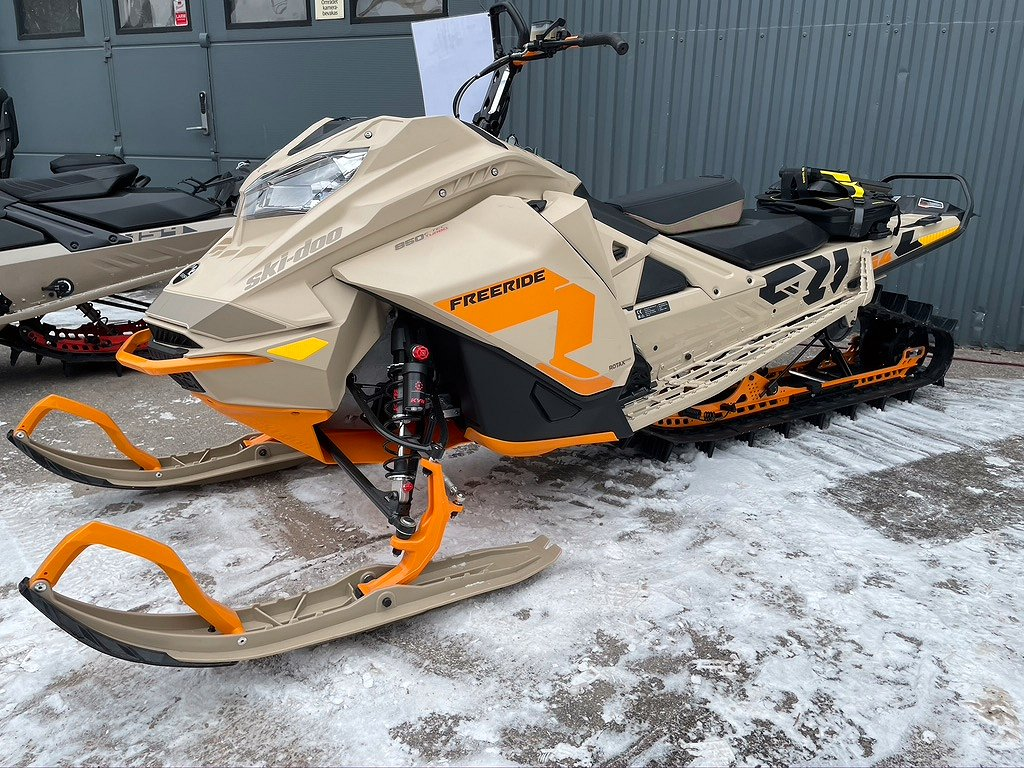 Ski-doo Freeride 850 E-Tec Turbo 154 Shot -22