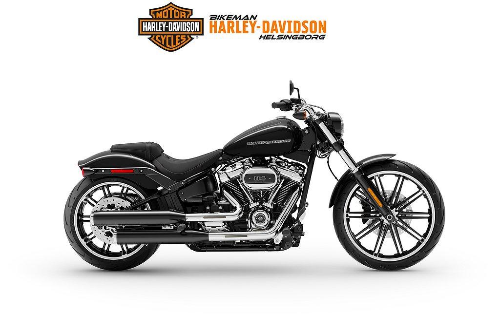 Harley-Davidson FXBRS 114 2 ÅRS GAR FRI FRAKT