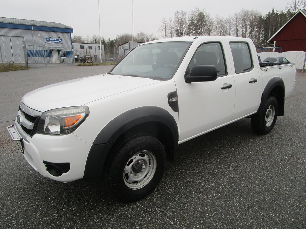 Ford Ranger 2,5 Tdci Double Cab