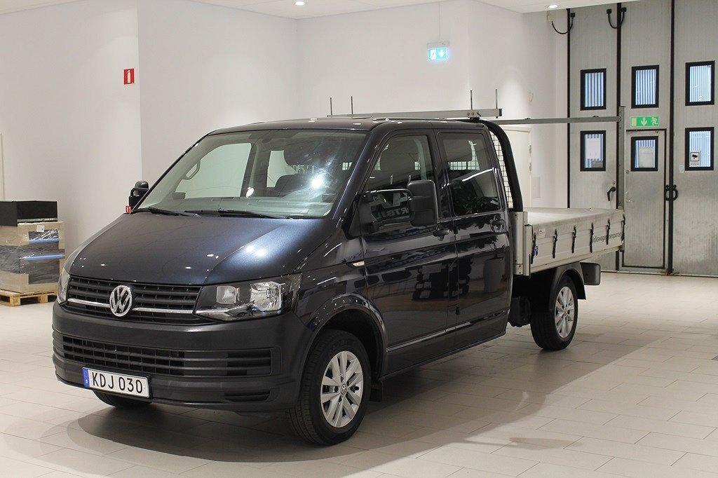 Volkswagen Transporter Chassi Dubbelhytt