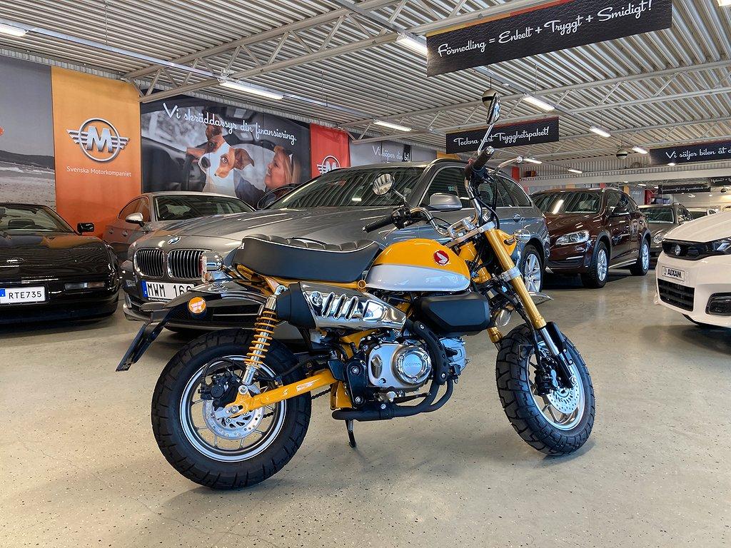 Honda Msz125 Monkeybike 714:-/mån