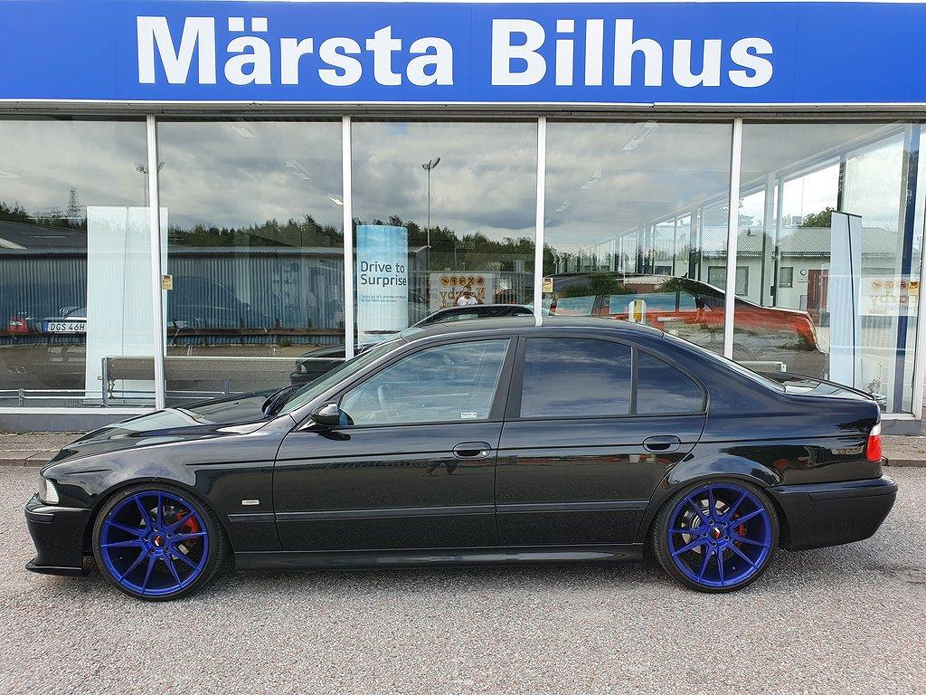 BMW 525 i (192hk) M Sport M5 Optik