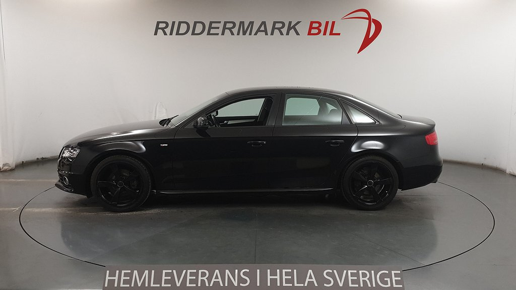 Audi A4 2.0 TDI quattro (143hk)