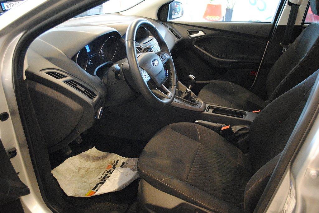 Ford Focus 1.5 TDCi Euro 6 95hk