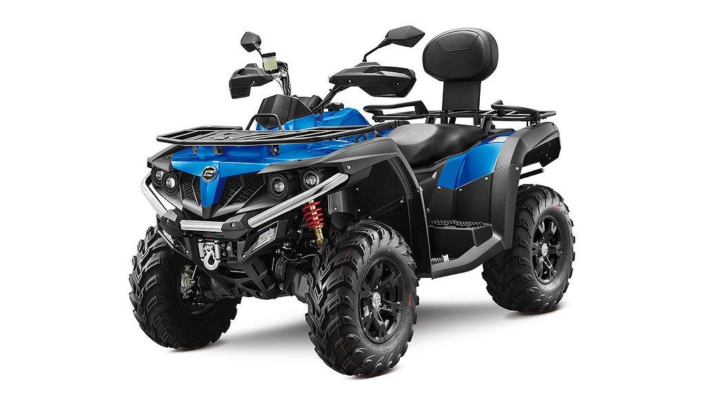 Cf Moto C Force 600 Skovde Bytbil Com