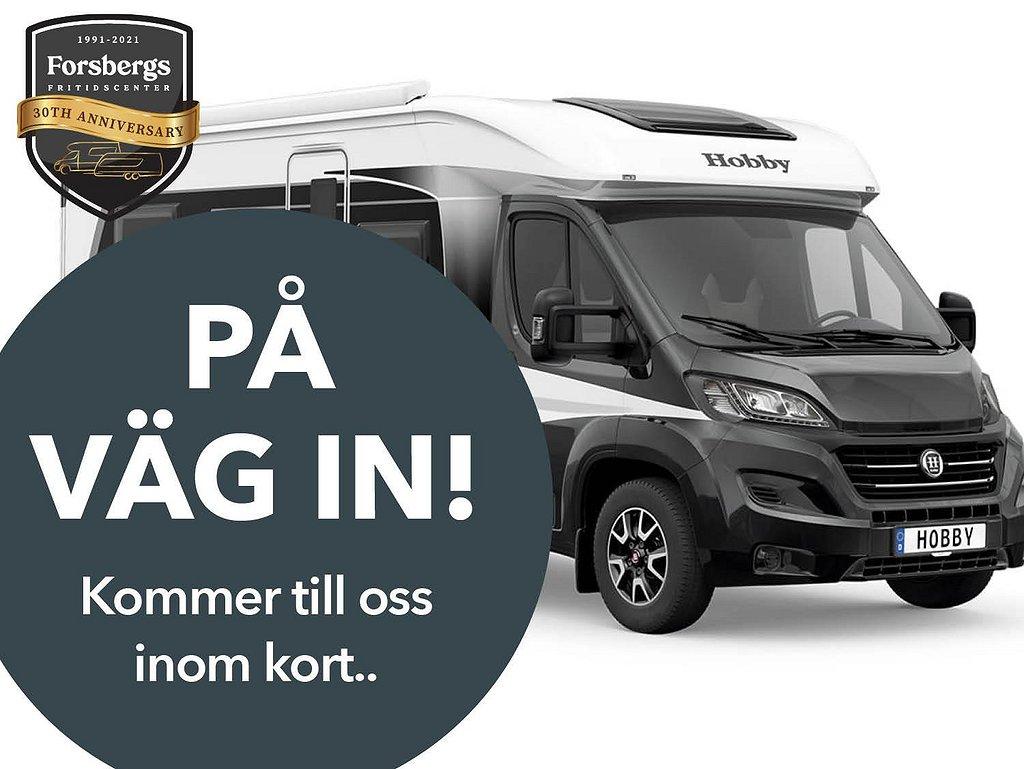 Hobby Optima De Luxe T 75 HGE - Forsberg Edt.
