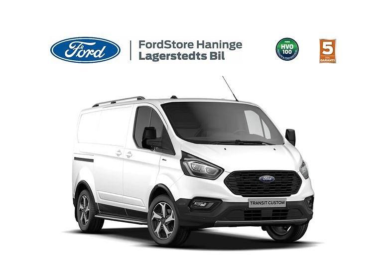 Ford Transit Custom Active Kampanj 2.0 TDCi Euro 6 170hk L1