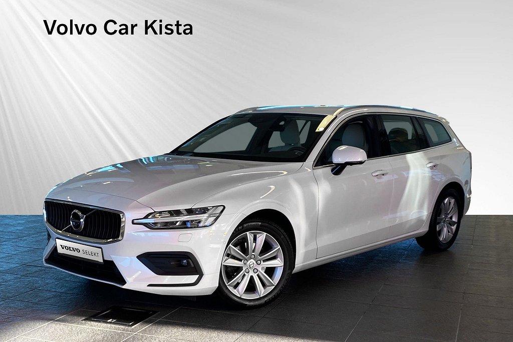 Volvo V60 D3 Momentum Pro Edition LOUNGE & TEKNIKPKT