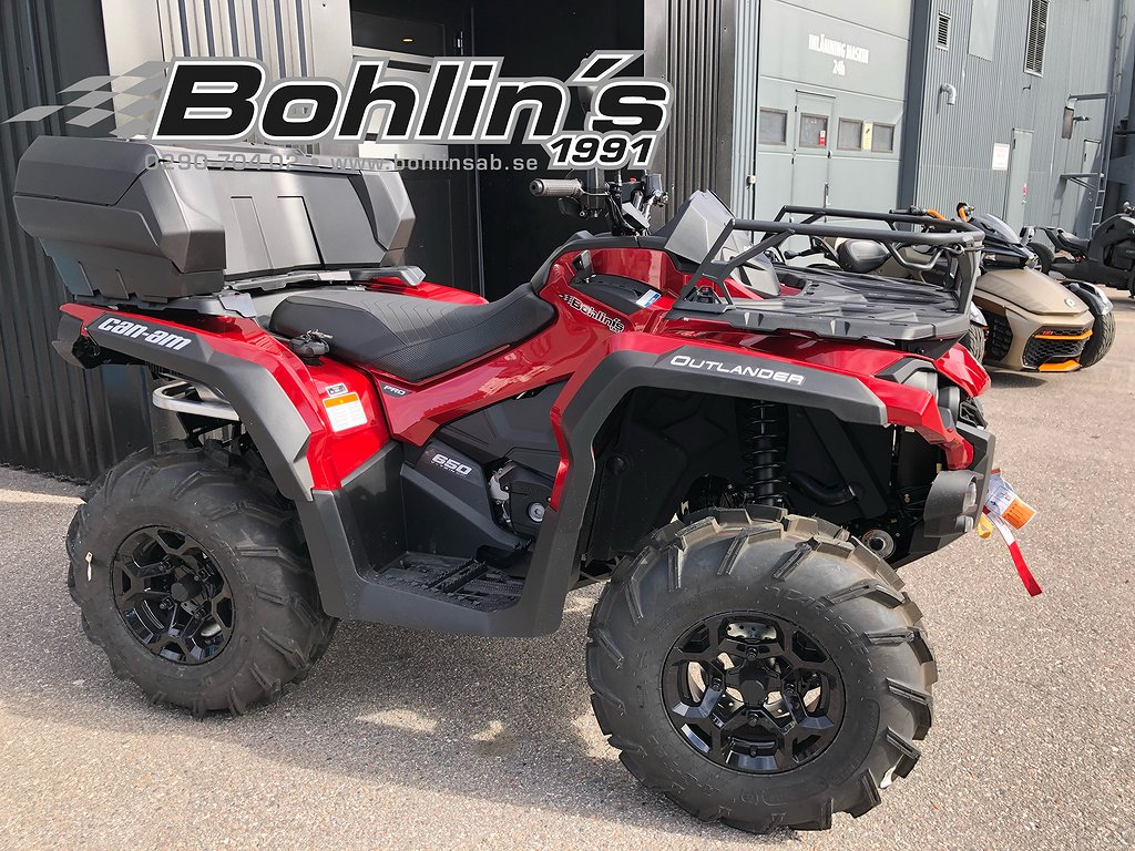Can-Am Outlander Pro 650 T3 B -19
