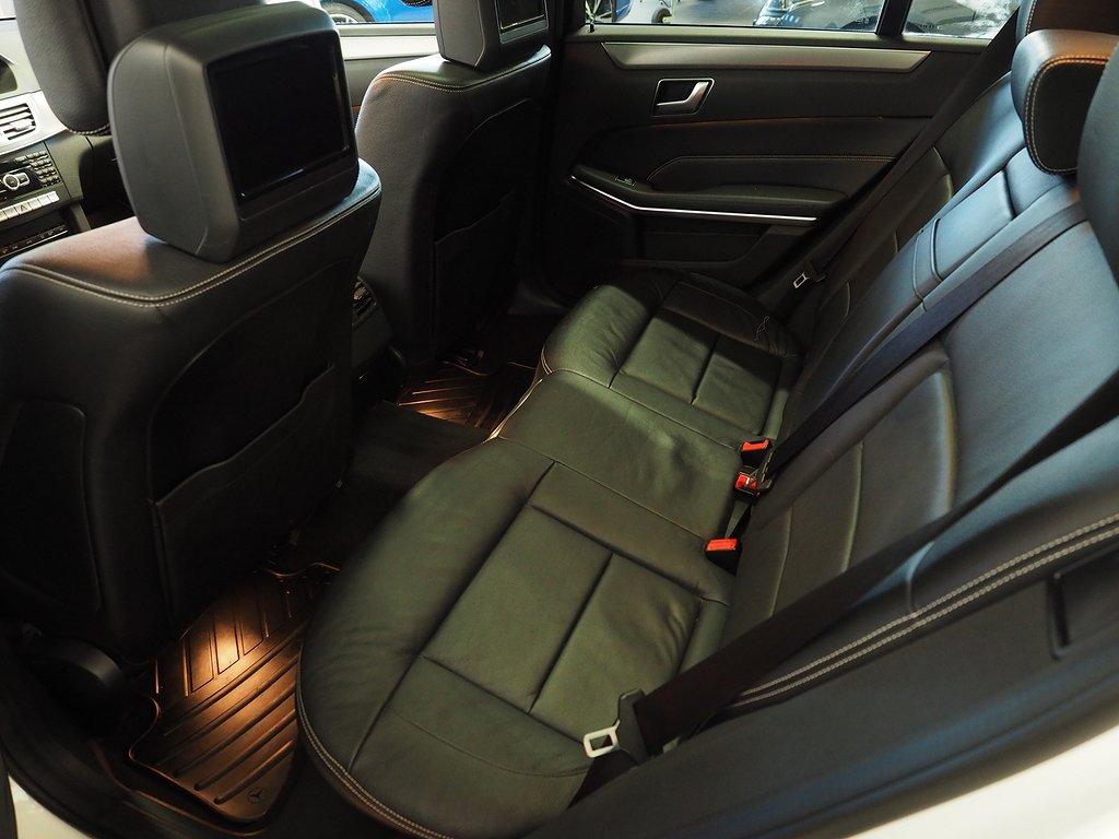 Mercedes-Benz E 250 T BlueTEC 4MATIC Aut AMG Sport 204hk 2015