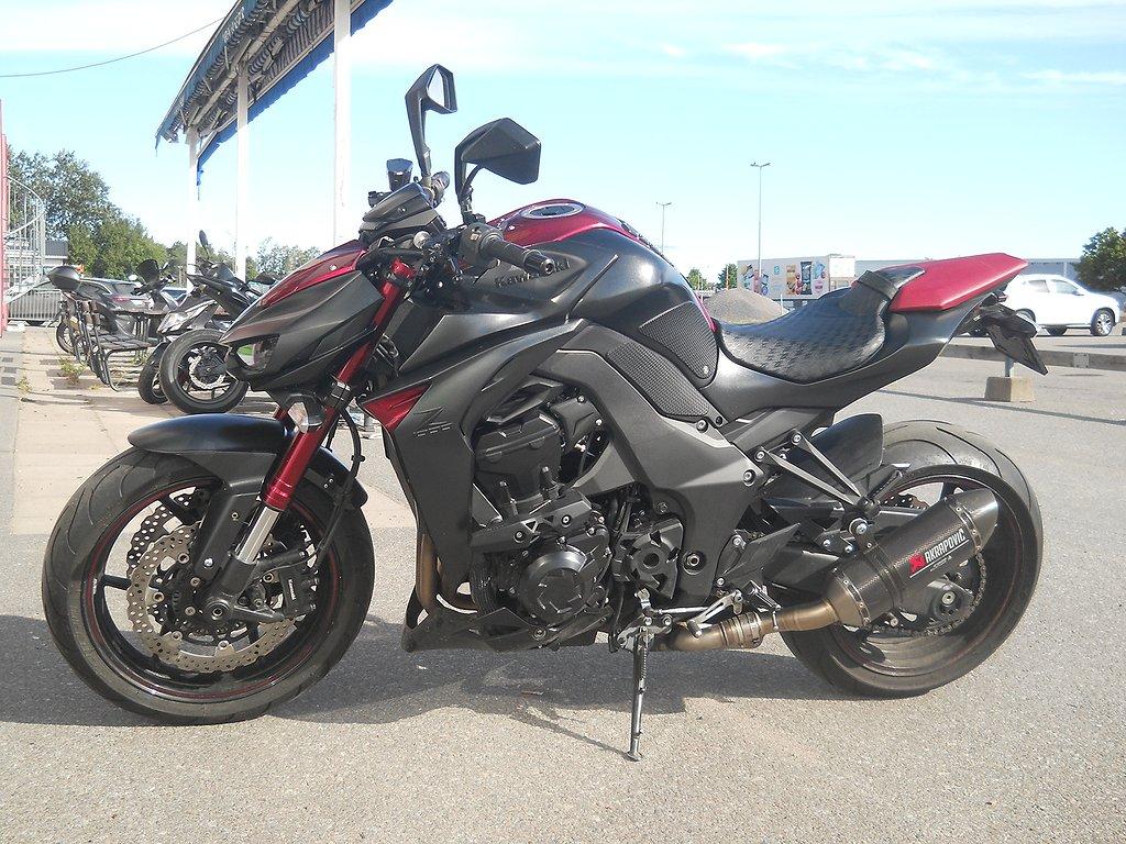 Kawasaki Z1000 Abs -2016