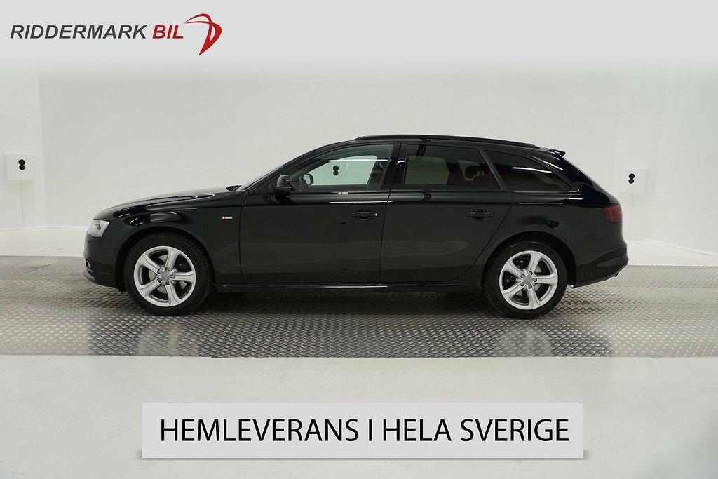 Audi A4 2.0 TDI clean diesel Avant (190hk)