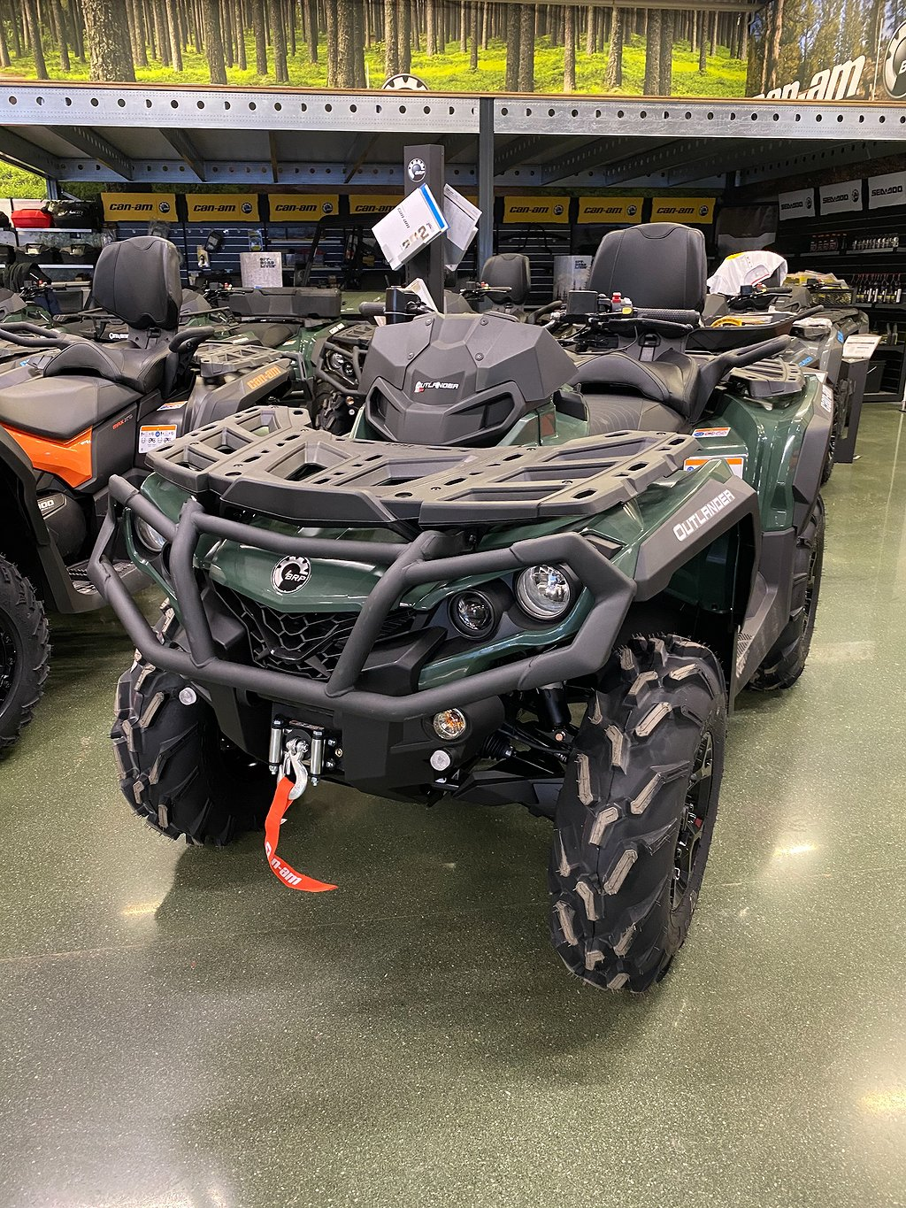 Can-Am OUTLANDER MAX XU+ 570 T