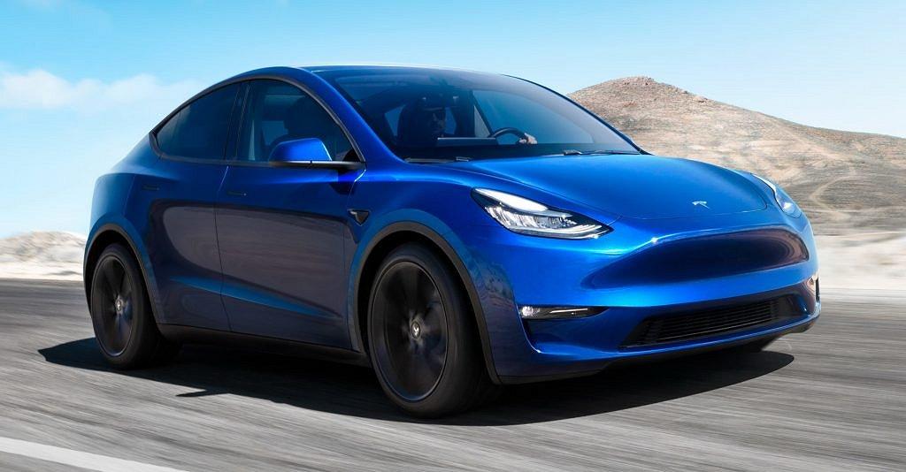 Tesla prissänker - och slopar versioner av Model Y.