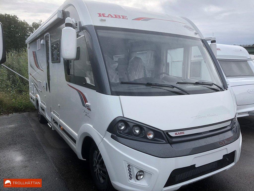 Kabe Travel Master I 760 LXL *Hydraliska stödben*