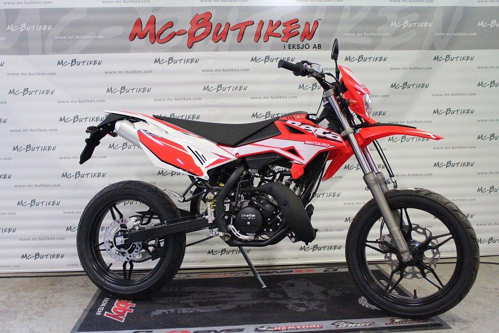Beta RR Supermotard Moped -OMG LEVERANS!