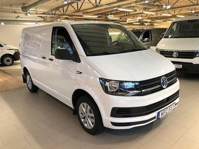 Volkswagen Transporter 2.0 Tdi 3000 Automat 289.900:- Exklusive moms