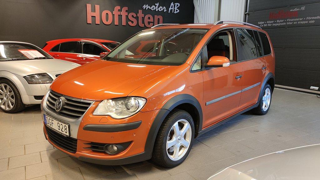Volkswagen CrossTouran 2.0 TDI DSG AUT 7-sits 170hk