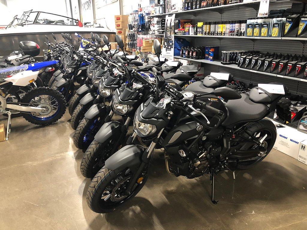 Yamaha MT-07 STR Trafikskola