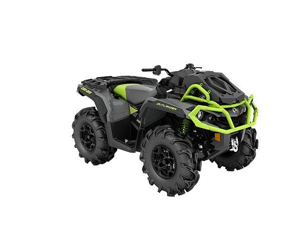 Can-Am OUTLANDER XMR 650