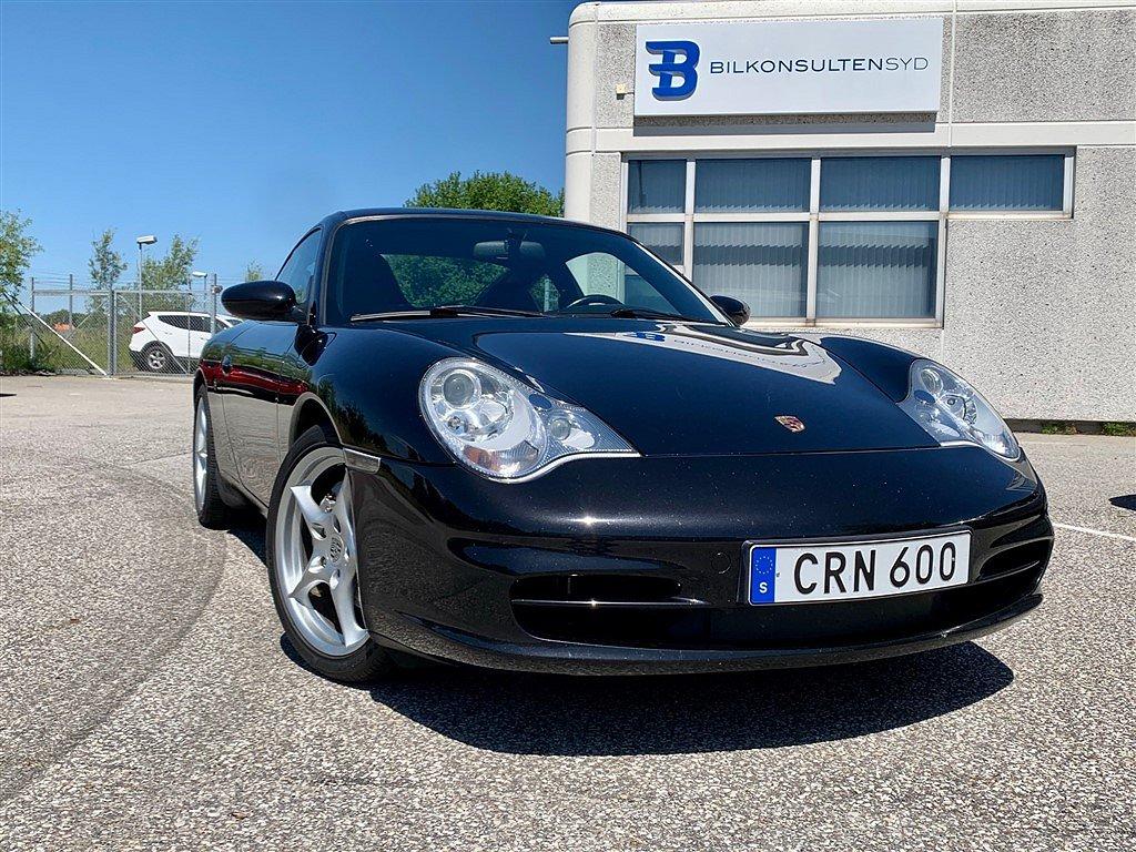 Porsche 911 996 Carrera 4  320hk