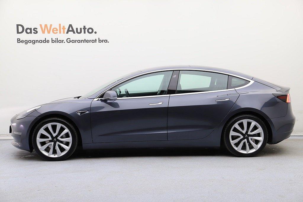 Tesla Model 3 Long Range AWD Panorama/Autopilot
