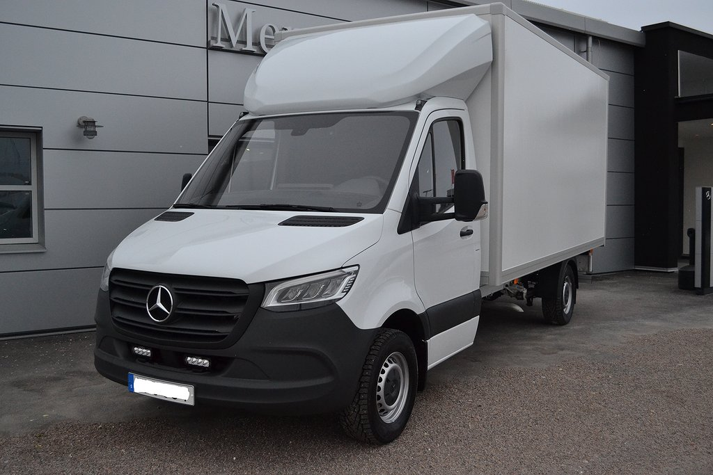 Mercedes-Benz Sprinter 319 Volymskåp Skåphöjd 2100mm