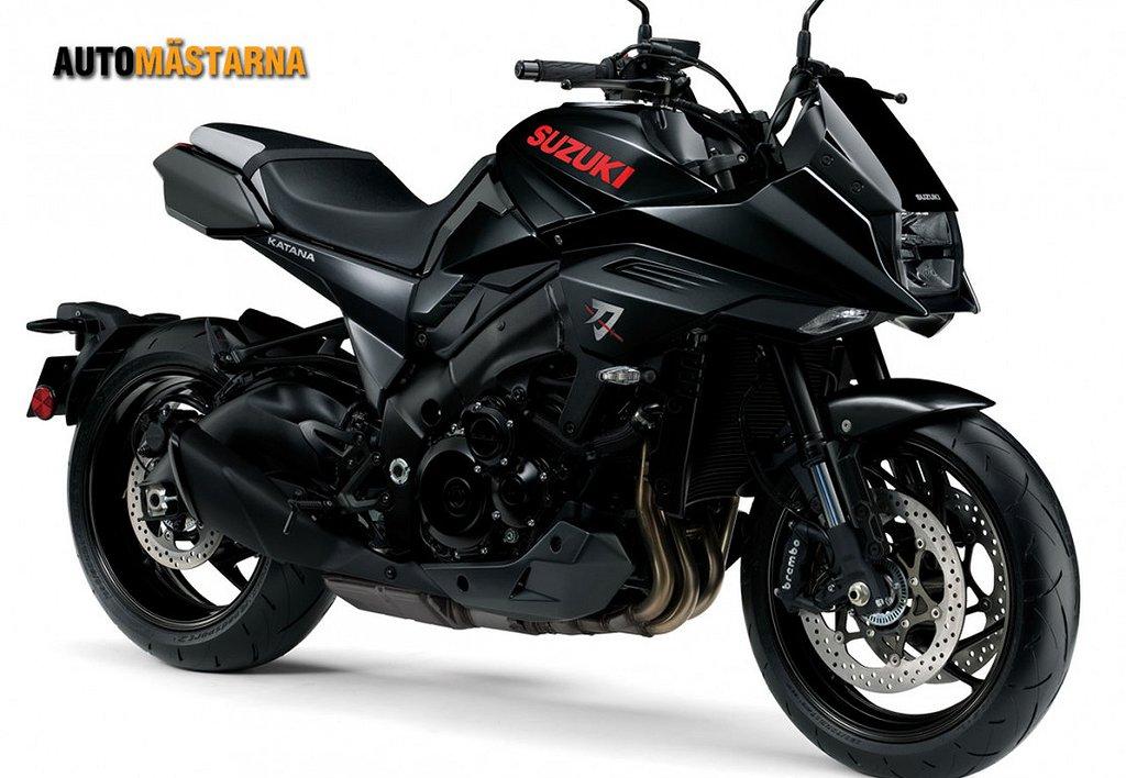 Suzuki GSX-S1000 SRQ Katana   För bästa pris kontakta oss