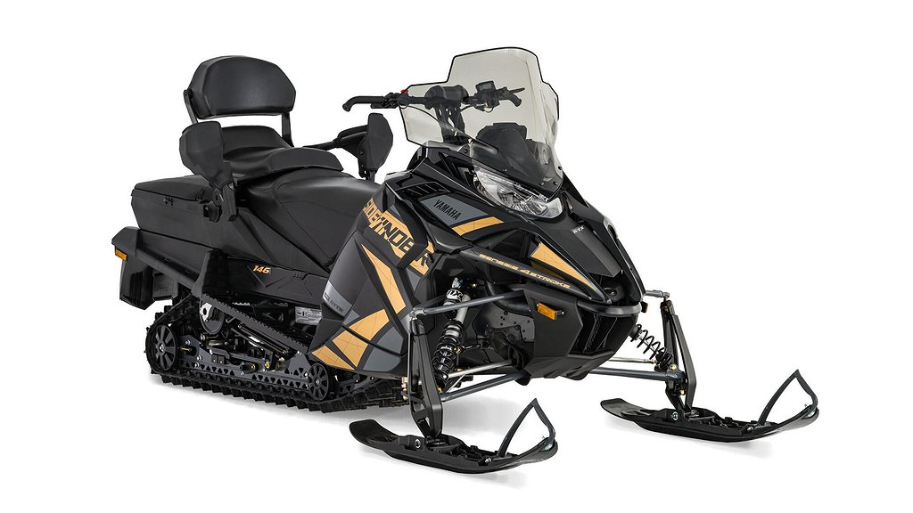 Yamaha Sidewinder S-TX 146 GT