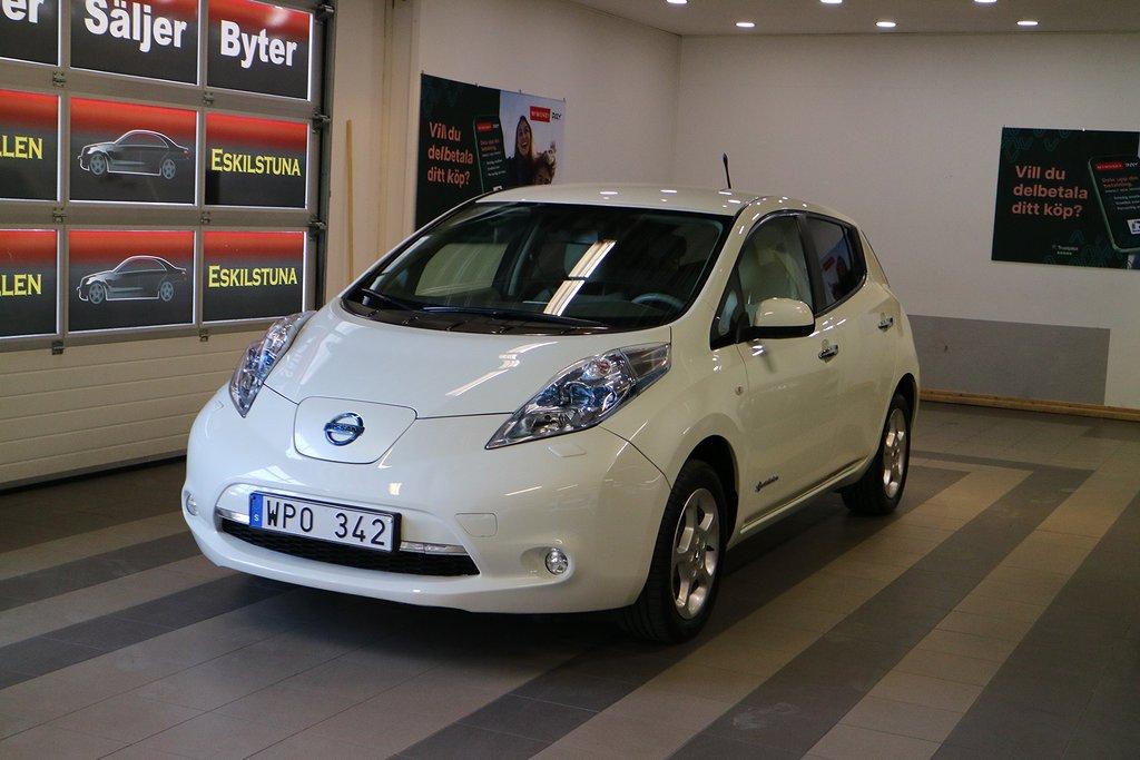 Nissan Leaf 24 kWh (109hk) Auyomat-GPS