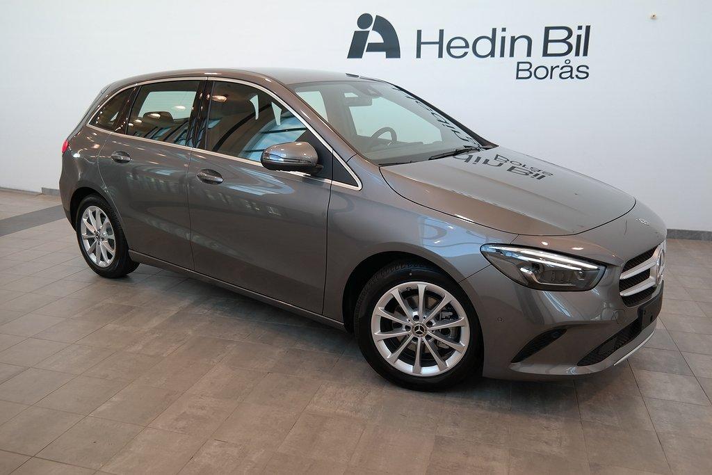 Mercedes-Benz B // Progressiv Line // Advantagepaket // Dragkrok //