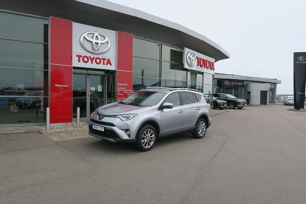 Toyota RAV4 Hybrid E-FOUR 2.5 Elhybrid Executive Drag