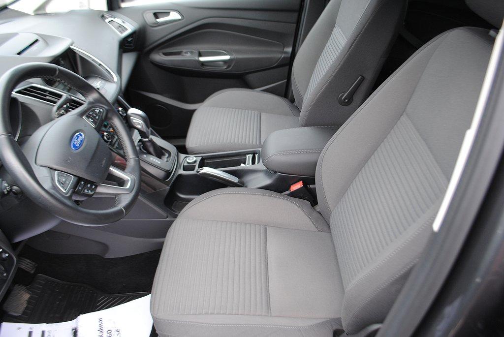 Ford C-Max *5000kr i fritt bränsle* 2.0 TDCi 150hk Aut Titanium