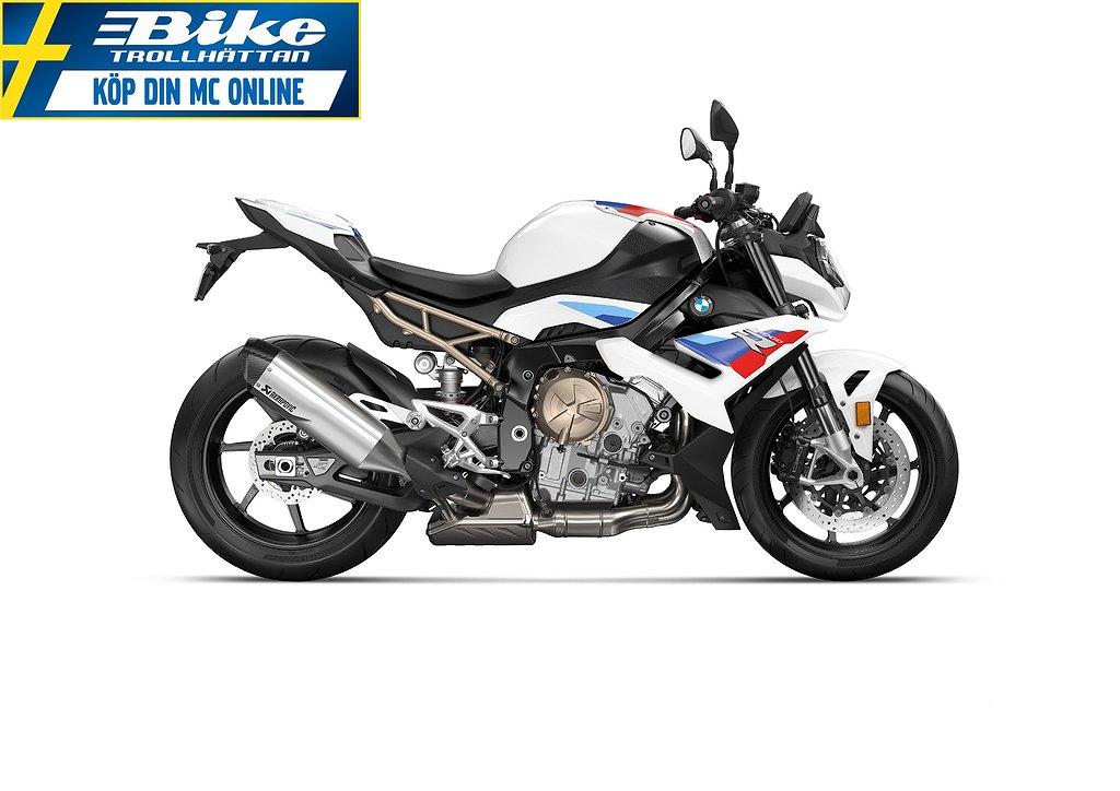 BMW S1000R M-Sport Nyhet 2021 ! .