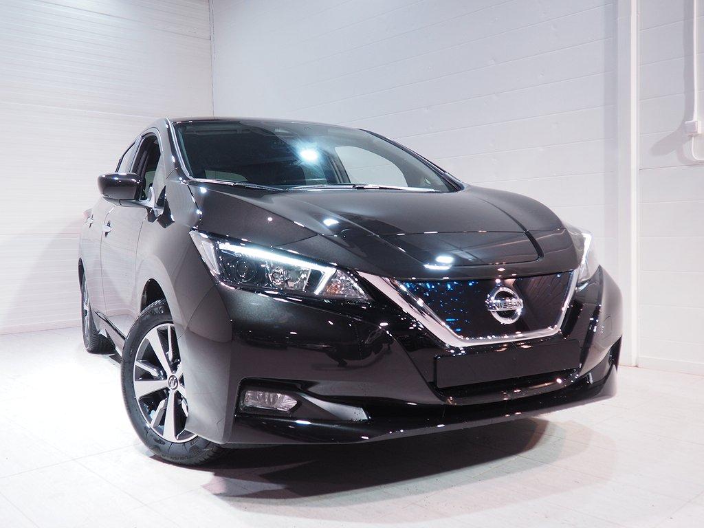Nissan Leaf Acenta e+ 62 kWh Kampanj Privatleasing 2021