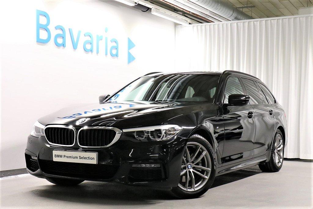 BMW 520 d xDrive Touring M-Sport Värmare Parking Assistant