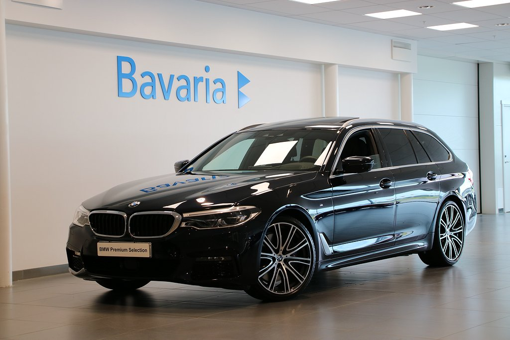 BMW 540 i xDrive Touring M-Sport Aut Ultimate Edt Nypris 972.400:-