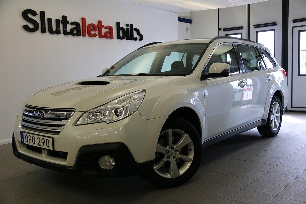 Subaru Outback 2.0 4WD Aut Drag 150hk Backkamera S/V Hjul