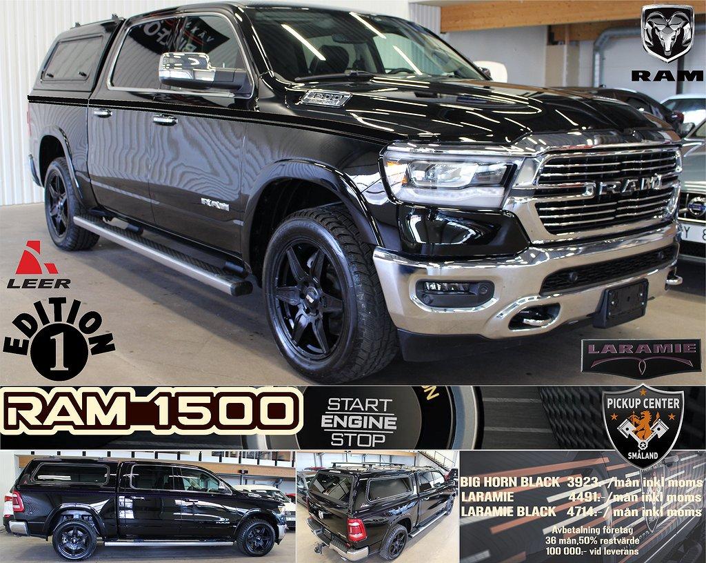 Dodge Ram 1500 LARAMIE 5.7 HEMI (4714:-/mån ink moms*) LEER Edition 1