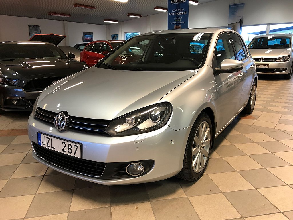 Volkswagen Golf 2.0 TDI 140 GT DSG Premium