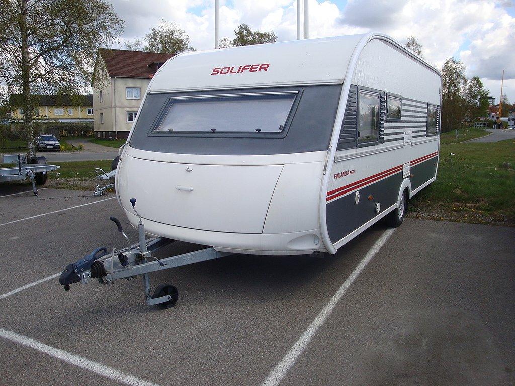 Solifer 560 MH Långbäddar