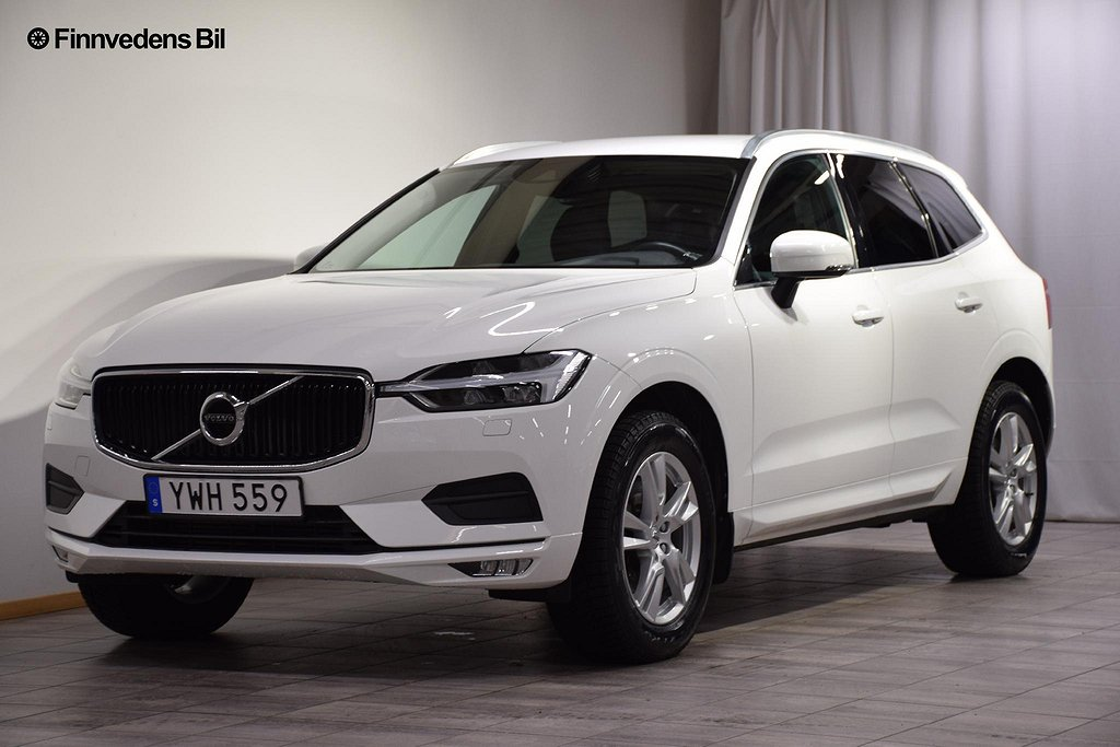 Volvo XC60 T5 AWD Business Advanced