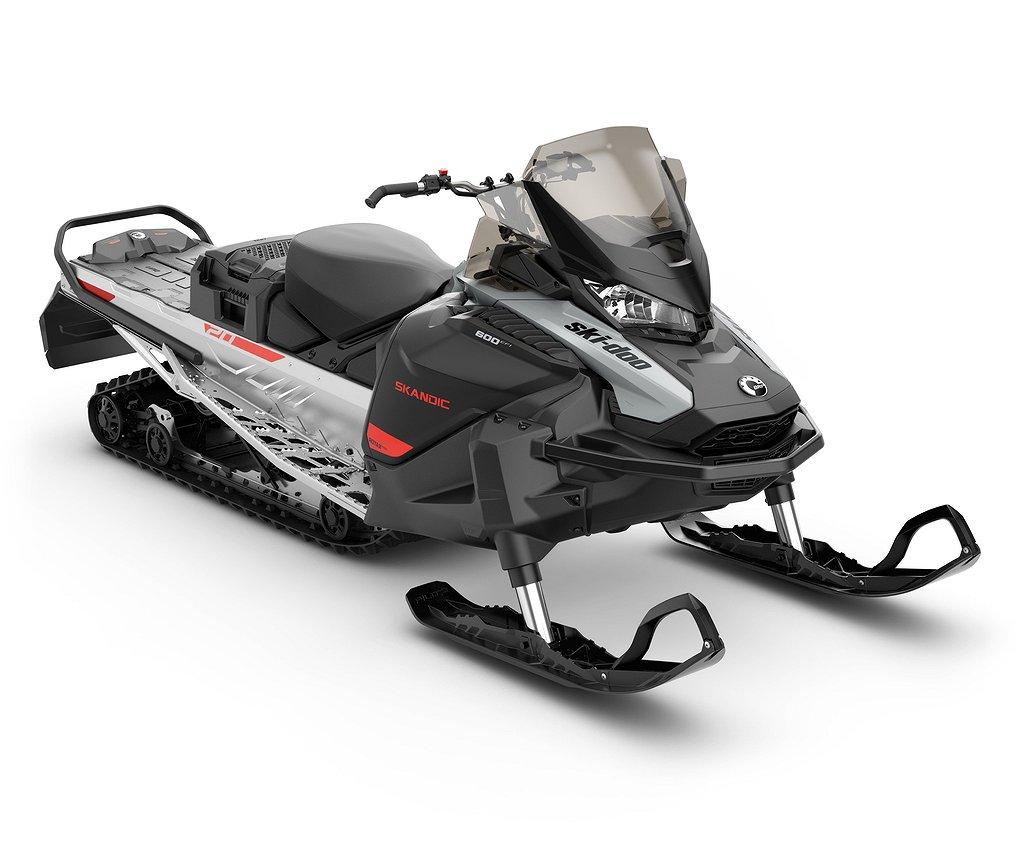 Ski-doo Skandic Sport 600 EFI -22