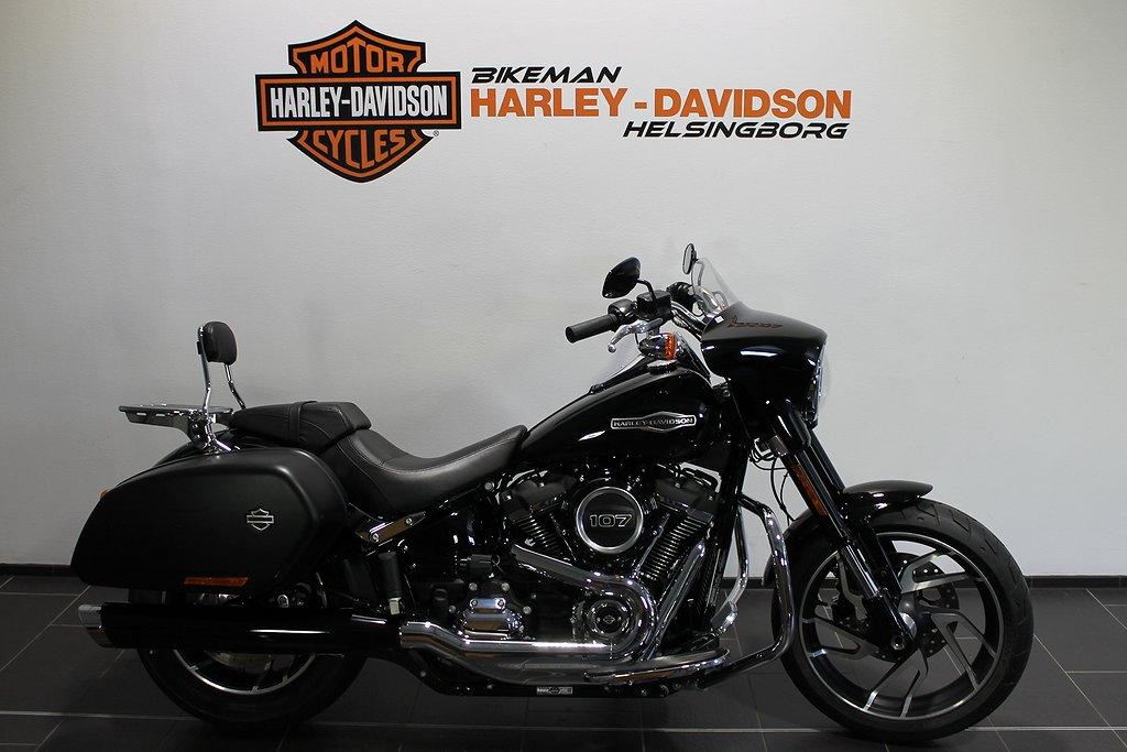 Harley-Davidson FLSB 1 ÅRS GAR FRI FRAKT