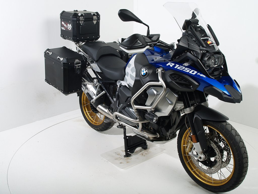 BMW R1250GS ADVENTURE HP SÄNKTCHASSI  EXTRA ALLT