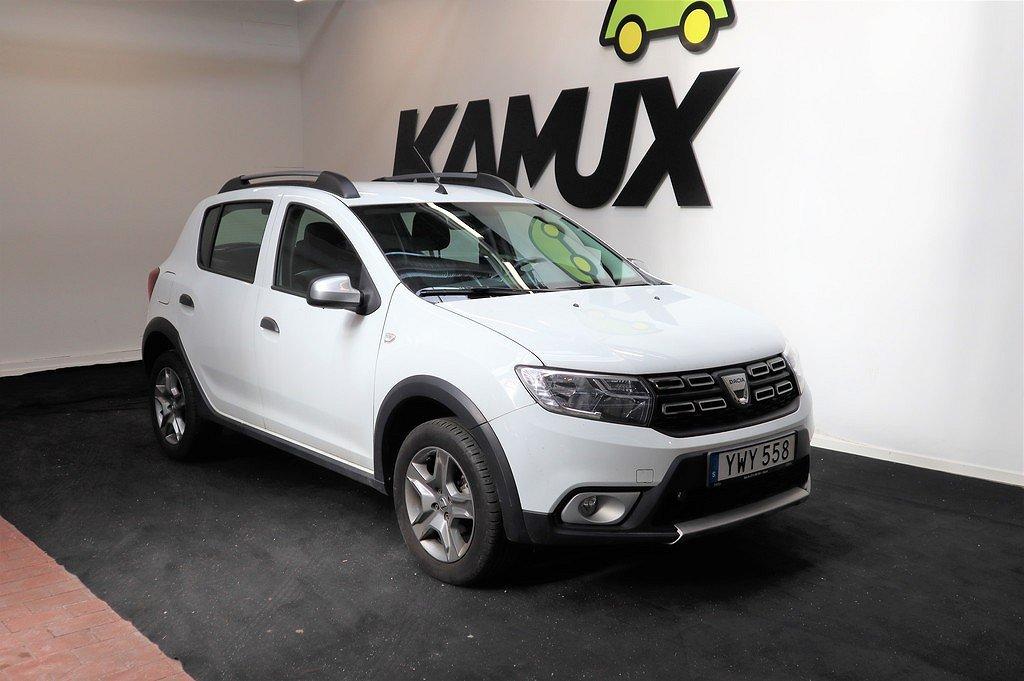 Dacia Sandero Stepway 0.9 TCe Easy-R | Navigation | Värmare