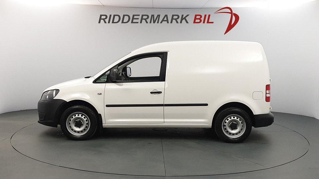 Volkswagen Caddy 2.0 Ecofuel 109hk Drag Moms