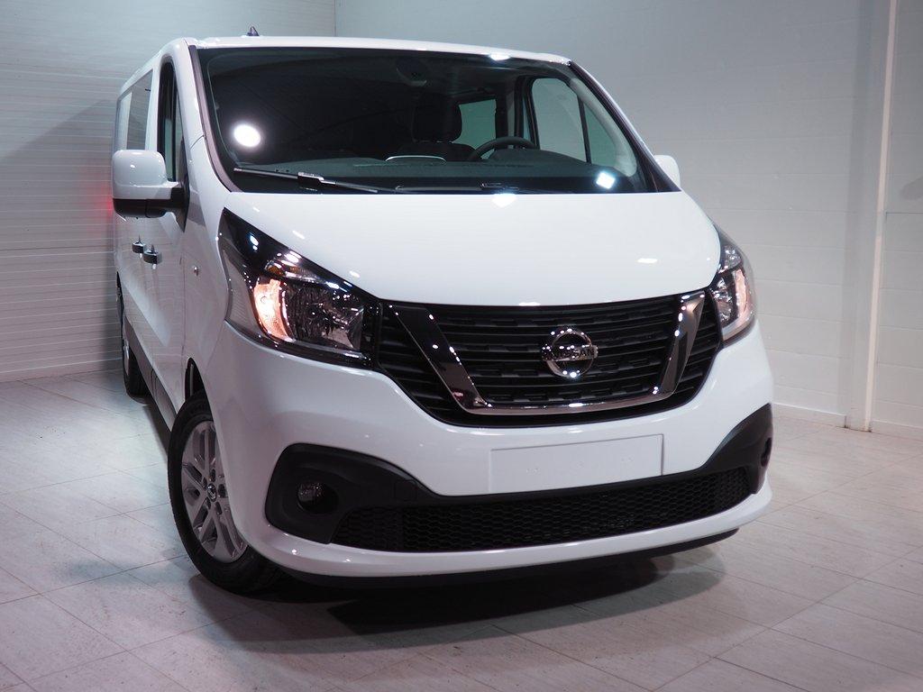 Nissan NV300 Crew Van 2.0 dCi DCT 145hk Working Star 6-sits 2021