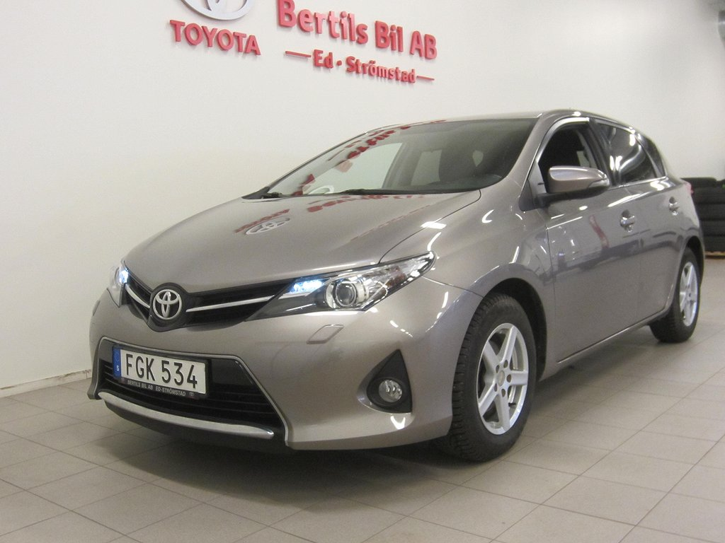 Toyota Auris 1.6 132hk Edition 50